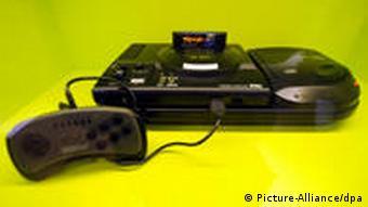 The 16 Bit Mega Drive