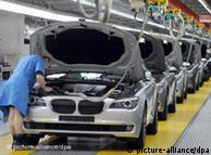 خودروهای ساخت آلمان هنوز هم در سراسر جهان طرفداران زیادی دارند (عکس: کارخانه ب ام و در دینگولفینگ)