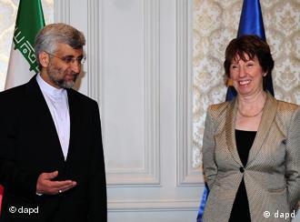 آخرین دور مذکرات ایران و جامعه جهانی در ژانویه ۲۰۱۰ بینتیجه بود. کاترین اشتون و سعید جلیلی