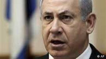 Israel / Netanjahu / Ministerpräsident