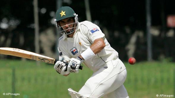 Flash-Galerie Cricket Spieler Pakistan Misbah-ul-Haq