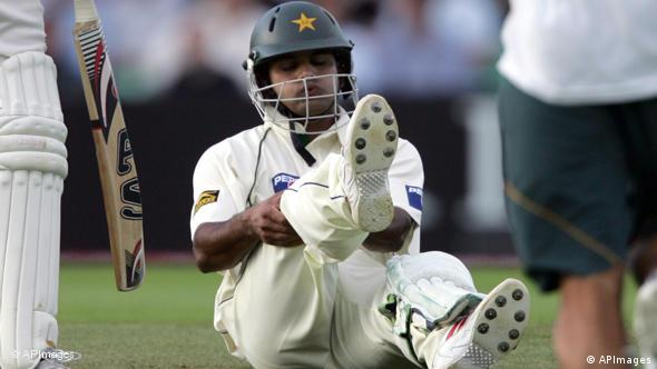 Flash-Galerie Cricket Spieler Pakistab Mohammad Hafeez