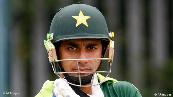 Flash-Galerie Cricket Spieler Pakistan Saeed Ajmal