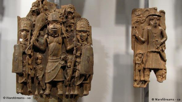 Benin-Bronzen (Foto: Warofdreams - sa)