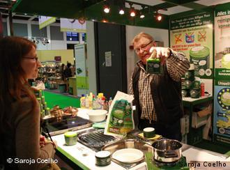 Universal Stone stall at International Green Week Berlin