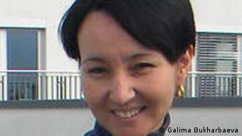 Galima Bukharbaeva Usbekistan Uzbekistan uzbekische Journalistin
