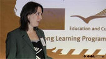 Jutta Goldammer, Gründerin der Akademie für Visionautik (Foto: Manja Goldammer)