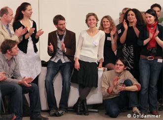 Teilnehmer der Akademie für Visionautik (Foto: Manja Goldammer)