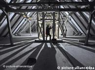 Το εσωτερικό του εργοστασίου Τοπφ και Υιοί