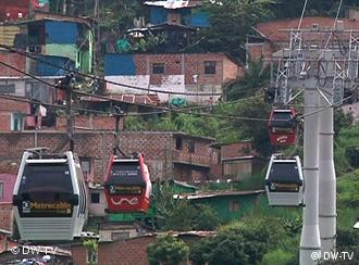 Cable cars (Source: DW)