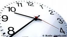 A clock (Stauke - Fotolia.com)