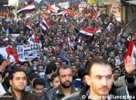 No Egito, protestos derrubaram o ditador Mubarak