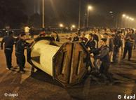 درگیریهای شدید در مصر