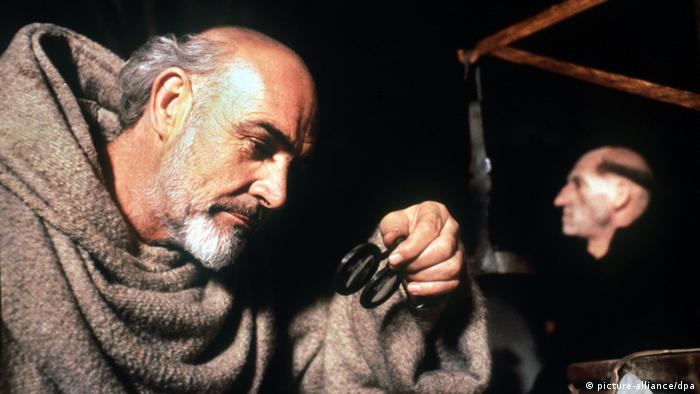 Sean Connery starred in The Name of the Rose