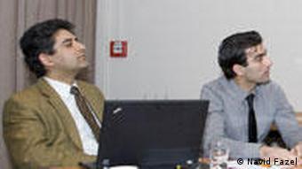 Navid Fazel Wissenschaftler Iran