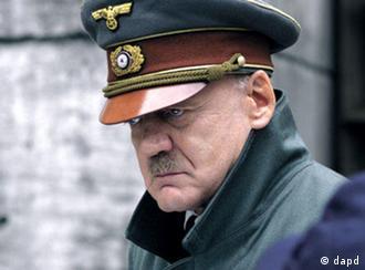 Bruno Ganz kao Hitler u Konačnom padu