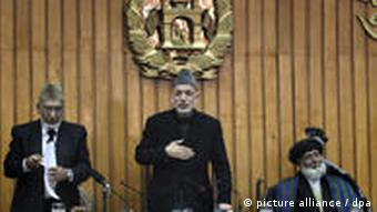 Karzai's critics say he considers himself above the law