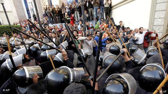 Ägypten Kairo Proteste Demonstranten Polizei Flash-Galerie
