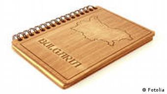 Symbolbild Notizblock Bulgarien