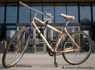 'Bamboo-bikes': ecologicamente corretas e mais leves