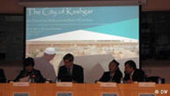 The conference to save Kashgar was held in Brussels on January 27, 2011