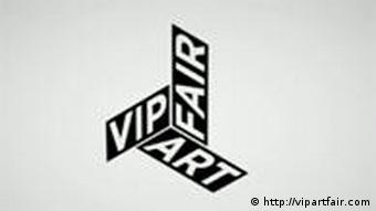 Screenshot Logo Vip Art Fair (http://vipartfair.com)