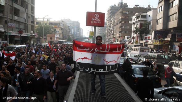 Flash Galerie Ägypten Kairo Proteste
