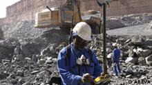 This undated photo provided by French nuclear manufacturer Areva shows workers at the uranium mine of Arlit, northern Niger. French soldiers operating out of a hotel in Niger's capital and using reconnaissance flights over the Sahara searched Monday Sept. 20, 2010 for seven foreign workers who were kidnapped near a French-operated uranium mine and seemingly swallowed by the vast desert. Armed assailants kidnapped last week seven people near the uranium mining town of Arlit, in northern Niger. Five are French, one is from Togo and one is from Madagascar. Those abducted include a man who worked for Areva and his wife, as well as five employees of a subcontractor called Satom.(AP Photo/AREVA/HO) NO SALES - MANDATORY CREDIT: AREVA