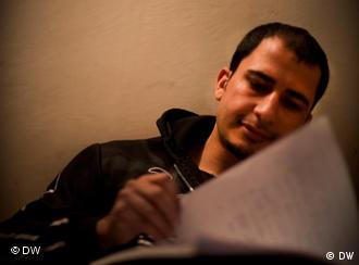 Mohammad Safa Sarwary came to India to learn English and plans to go to Europe for his Master's