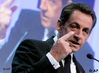 Sarkozy in Davos
