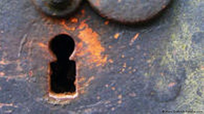 Symbolbild Türschloss (Marc Dietrich-Fotolia.com)