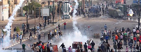 Superteaser NO FLASH Ägypten Proteste Demosntration in Suez