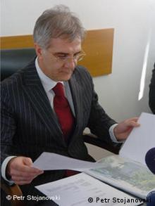 Ljupco Svrgovski Staatsanwalt Mazedonien