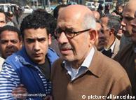البرادعی خشونت علیه معترضان را محکوم می کند