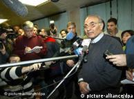 احمد محمد شفیق، وزیر هوانوردی پیشین مصر که از جانب مبارک به عنوان نخست وزیر معرفی شده است