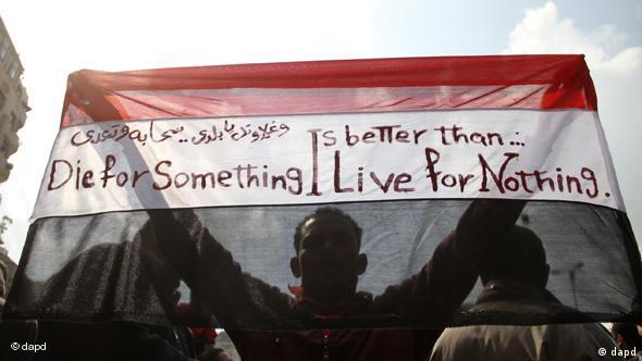 Ägypten Proteste Chaos Flash-Galerie