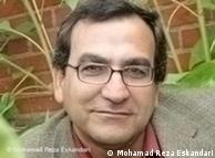 محمد رضا اسکندری روزنامه نگار و فعال حقوق بشر ساکن کشور هلند