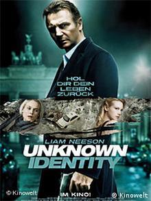 Kinoplakat 'Unknown Identity' (Foto: Kinowelt)