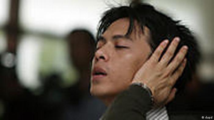 Indonesien Popstar Nazril muss wegen Sexvideos ins Gefängnis Urteil (dapd)
