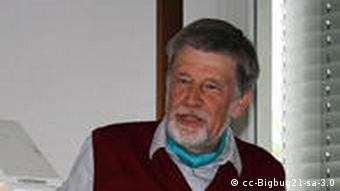 Karl-Dieter-Bodack, deutscher Verkehrswissenschaftler und Designer (Foto: cc-bigbug-sa-3.0)