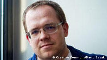 Porträt des Internetexperten Evgeny Morozov (Foto: David Sasaki)