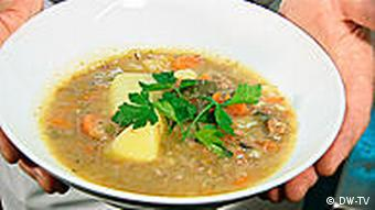 01.02.2011 DW-TV euromaxx a la carte Gericht Irish Stew