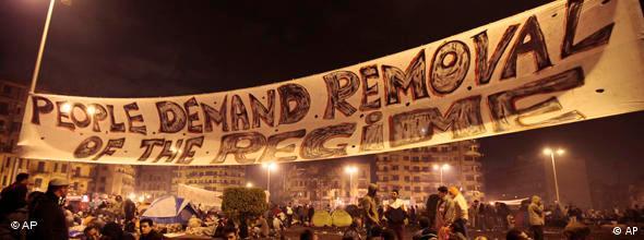 «مردم سرنگونی رژیم را میخواهند»