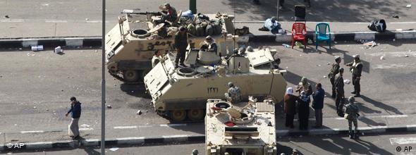 NO FLASH Proteste in Kairo