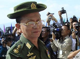 Thein Sein is a former general