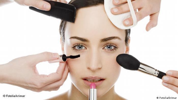 Flash-Galerie Make-up Trends