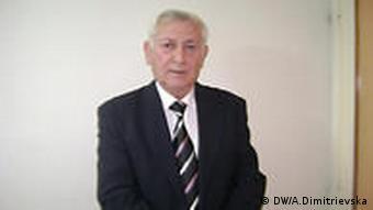 Tomislav Krstic Opfer der Transition Economy in Mazedonien
