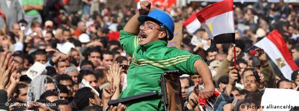 NO FLASH Revolution in Ägypten