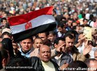 埃及民主运动影响超越地区