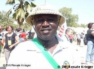 Δεν διαθέτουμε πολλές υποδομές για τη γεωργία στην Γουϊνέα Μπισάου, είπε ο Ζοάο Σάνια